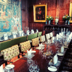 The Dining Hall at Hever Castle