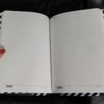 Inside the Kikki K notebook