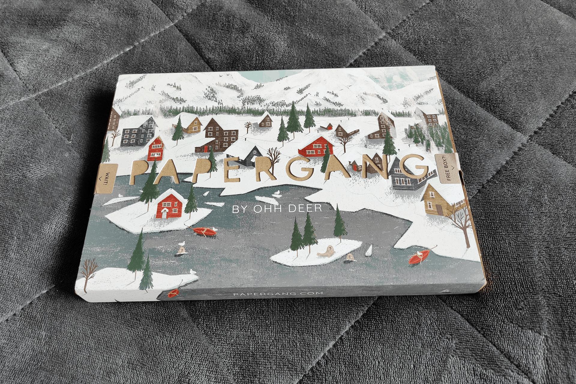 Papergang by Ohh Dear Stationery Box November 2019