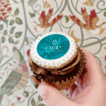 Cecily Chocolate Cupcake