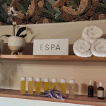 Cecily and ESPA treatments