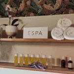 Cecily and ESPA treatments