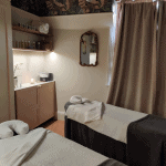 Cecily double treatment room