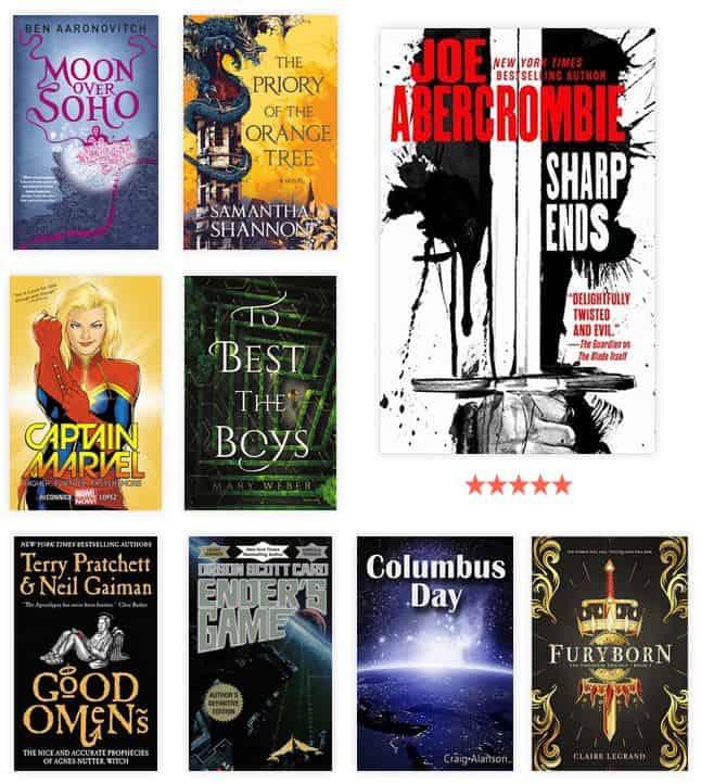 The books I read in 2019 (2)