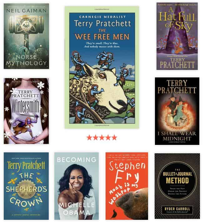 Goodreads: The books I read in 2019 (1)