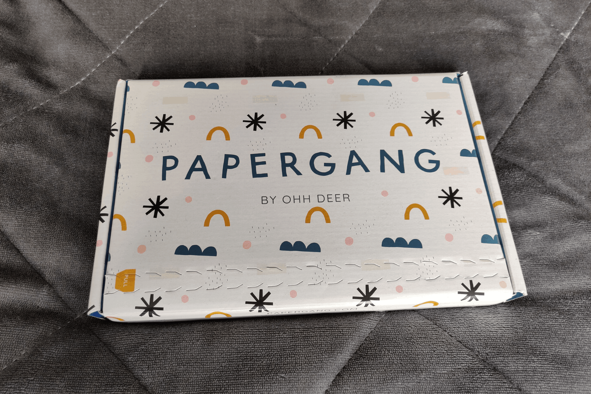 The Papergang x Ohh Deer Box March 2020