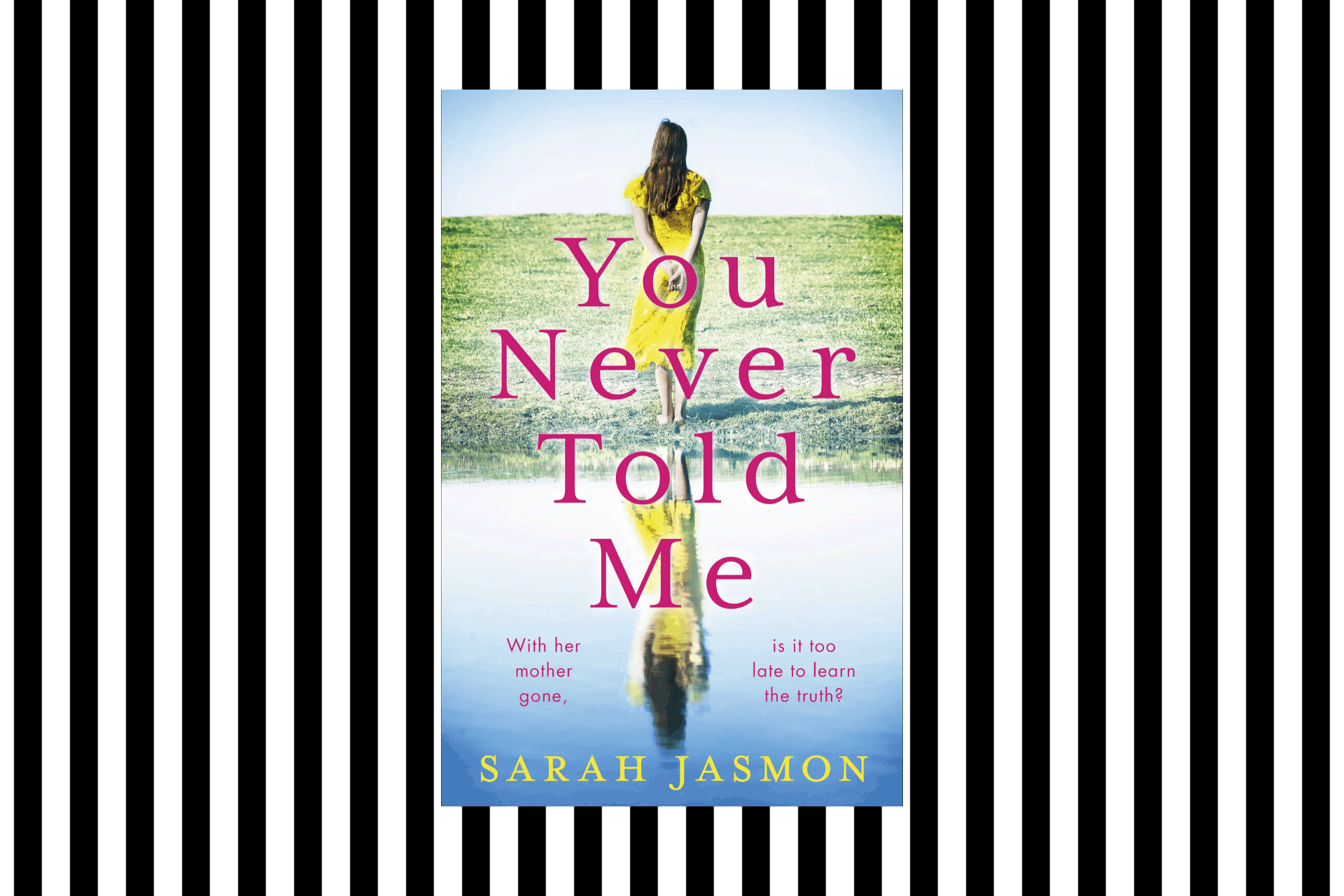 You Never Told Me by Sarah Jasmon