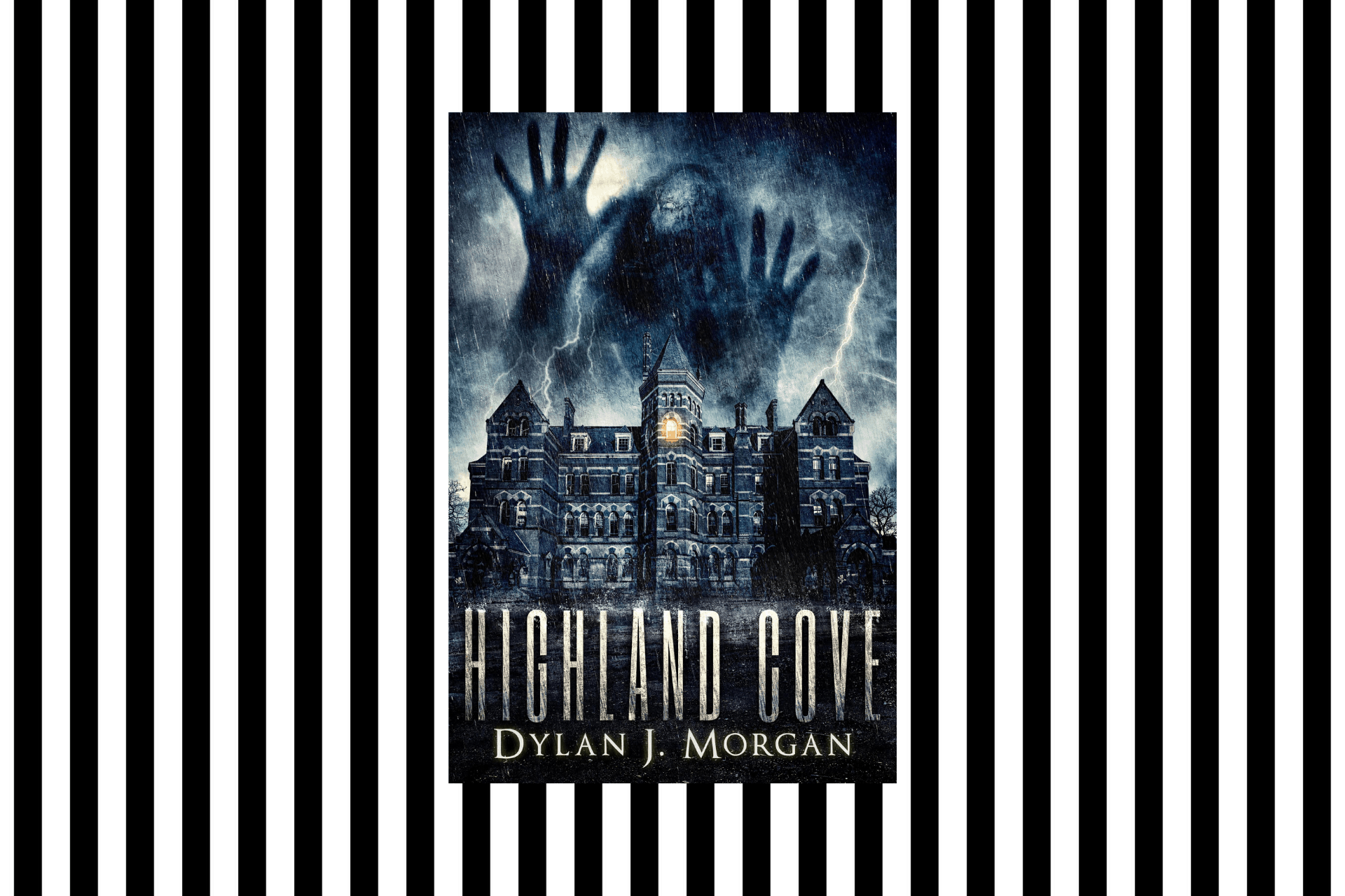 Highland Cove, by Dylan J Morgan
