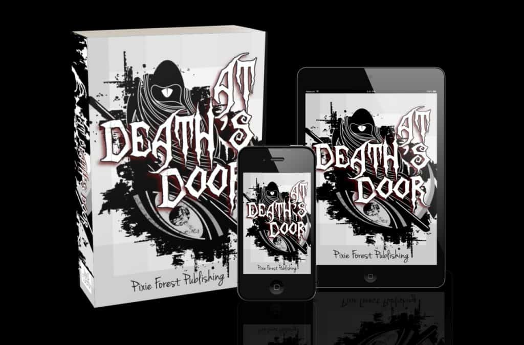 At Death's Door is available on paperback and Kindle ebook