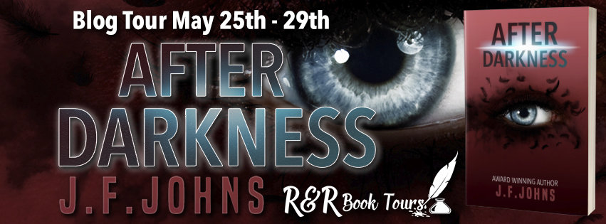 Banner for the After Darkness Blog Tour