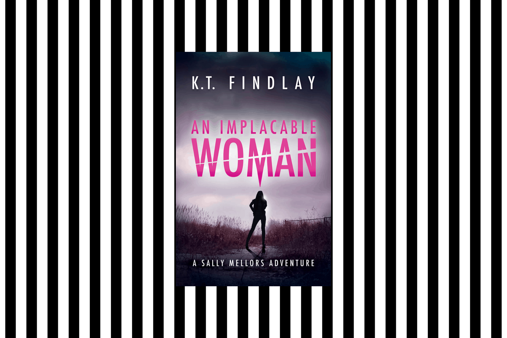 An Implacable Woman by K T Findlay
