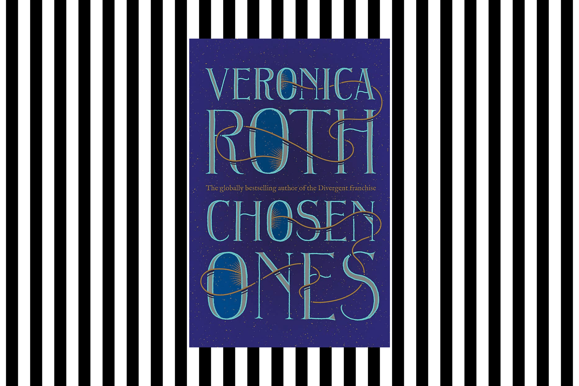 The cover of Chosen Ones by Veronica Roth