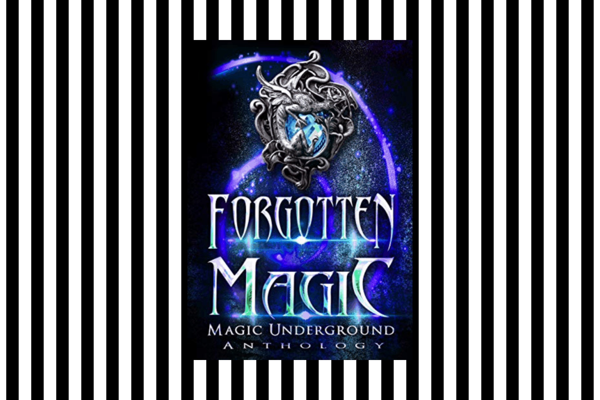 The cover of Forgotten Magic by Magical Mayhem Press