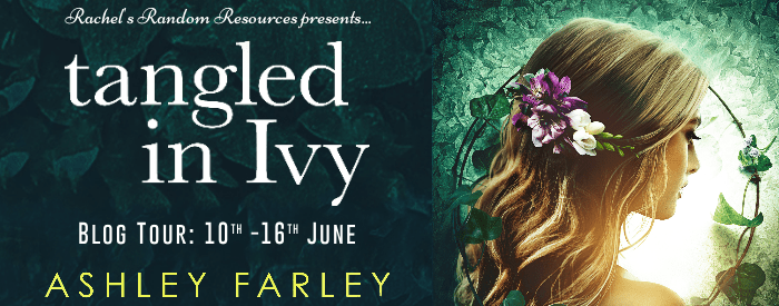 The banner tour for Tangled in Ivy, organised by Rachel's Random Resources