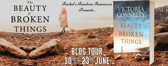 The Beauty of Broken Things blog tour is from 10th to 23rd June