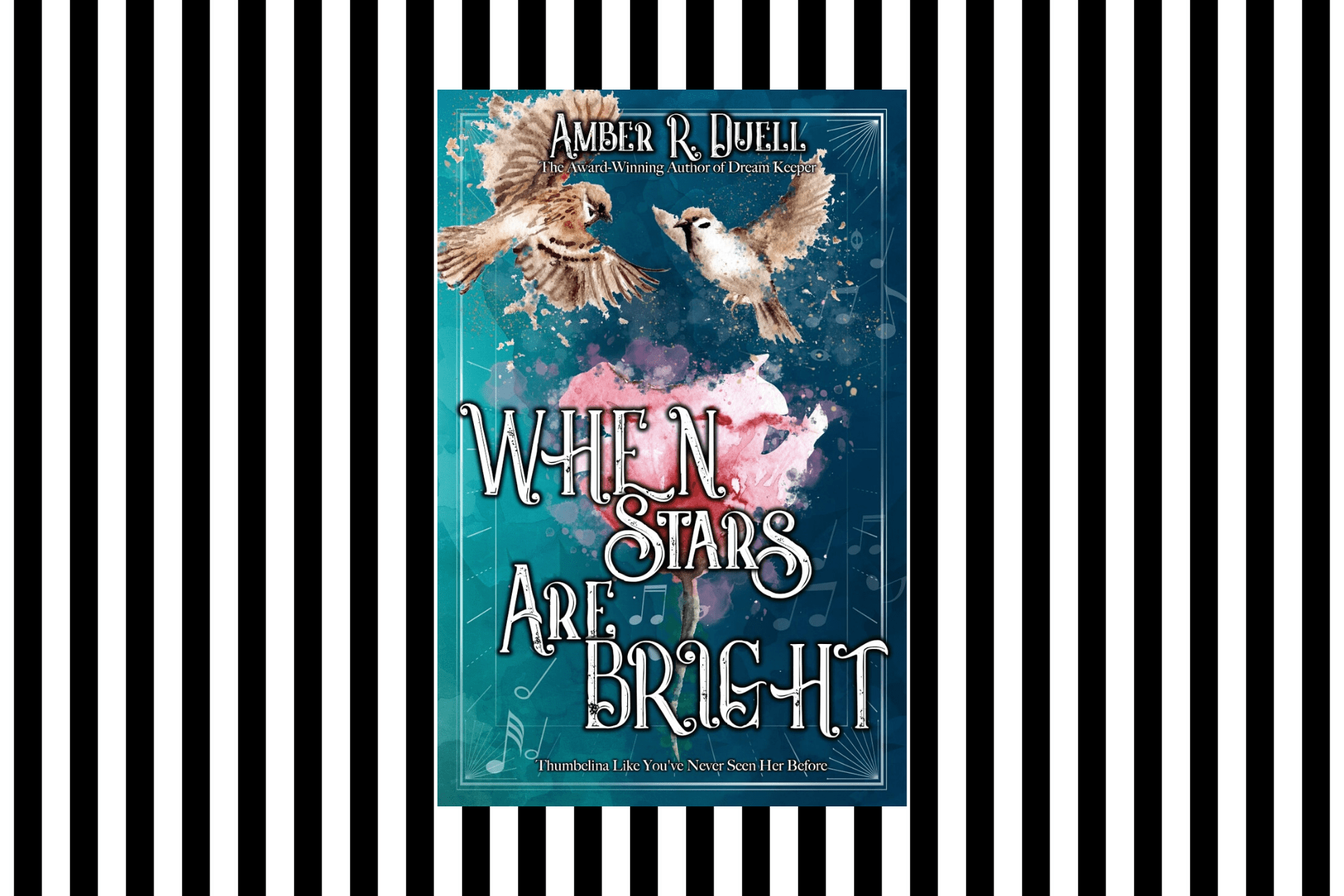 The cover of When Stars Are Bright by Amber R Duell