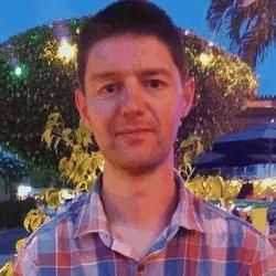 David Craig, the author of Resurrection Men
