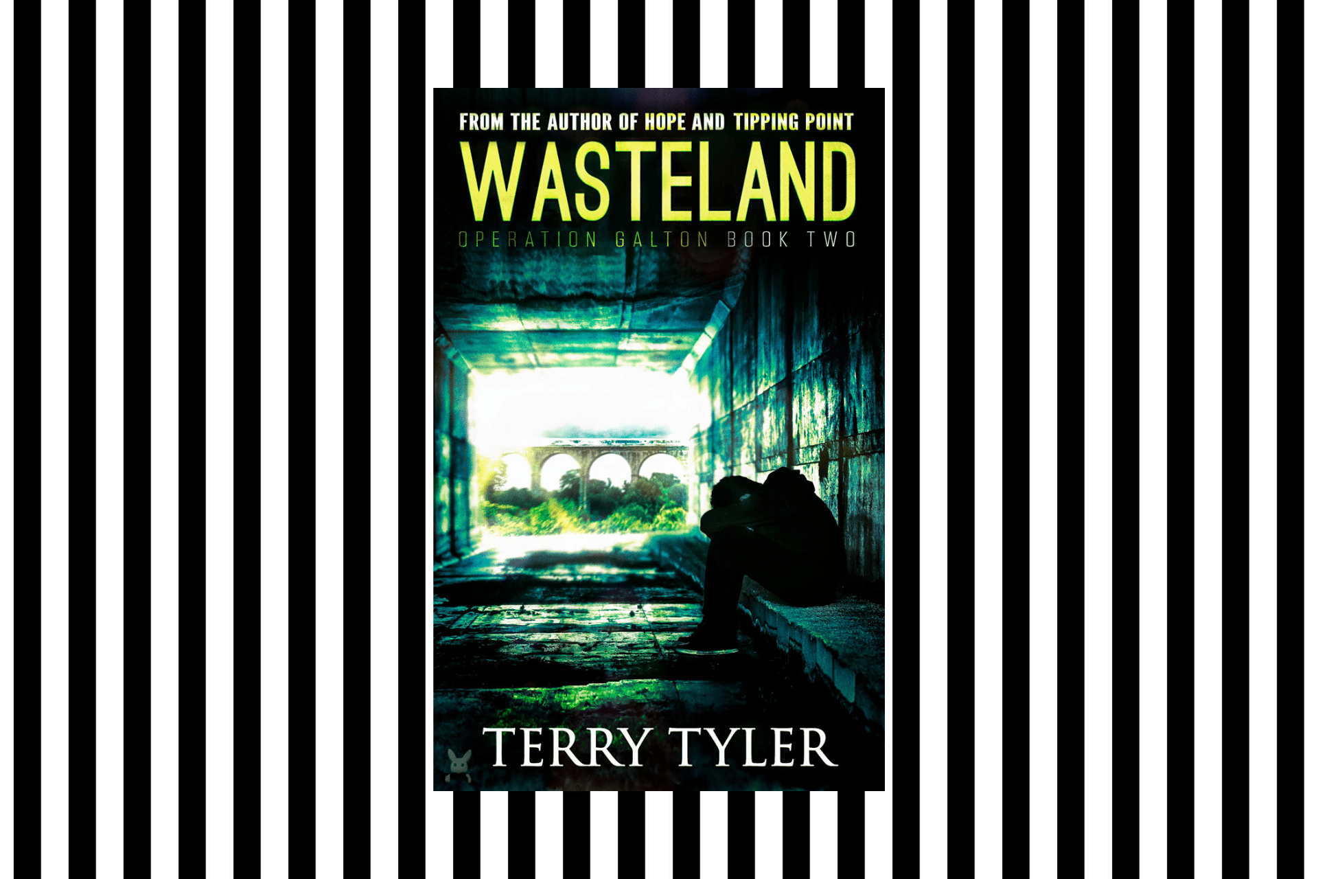 The cover of Wasteland by Terry Tyler