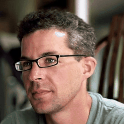 Alex Myers, the author of The Story of Silence