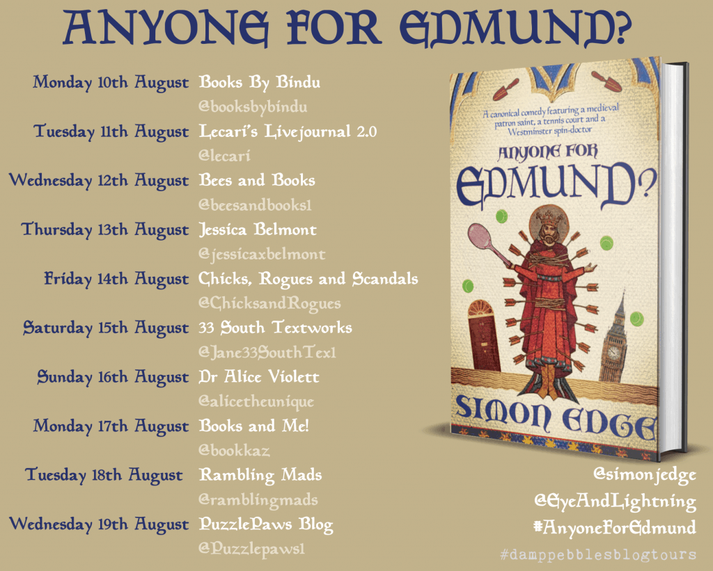 Blog tour arranged by Damppebbles Blog Tours