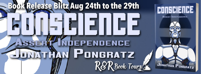 Blog blitz for Conscience by Jonathan Pongratz was organised by R&R Book Tours