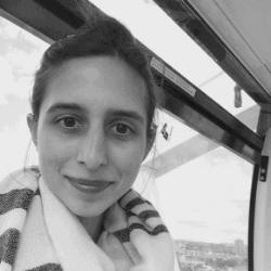 Malia Zaidi, the author of The Quality of Mercy
