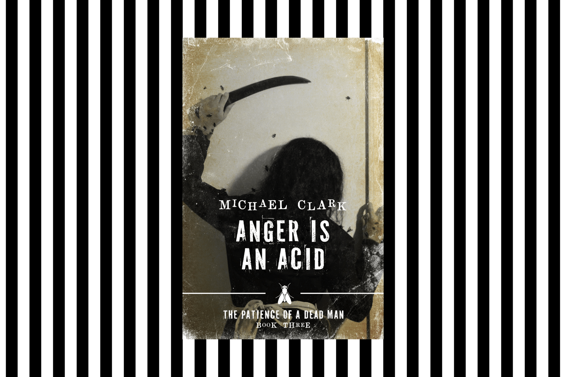 The cover of Anger is an Acid by Michael Clark
