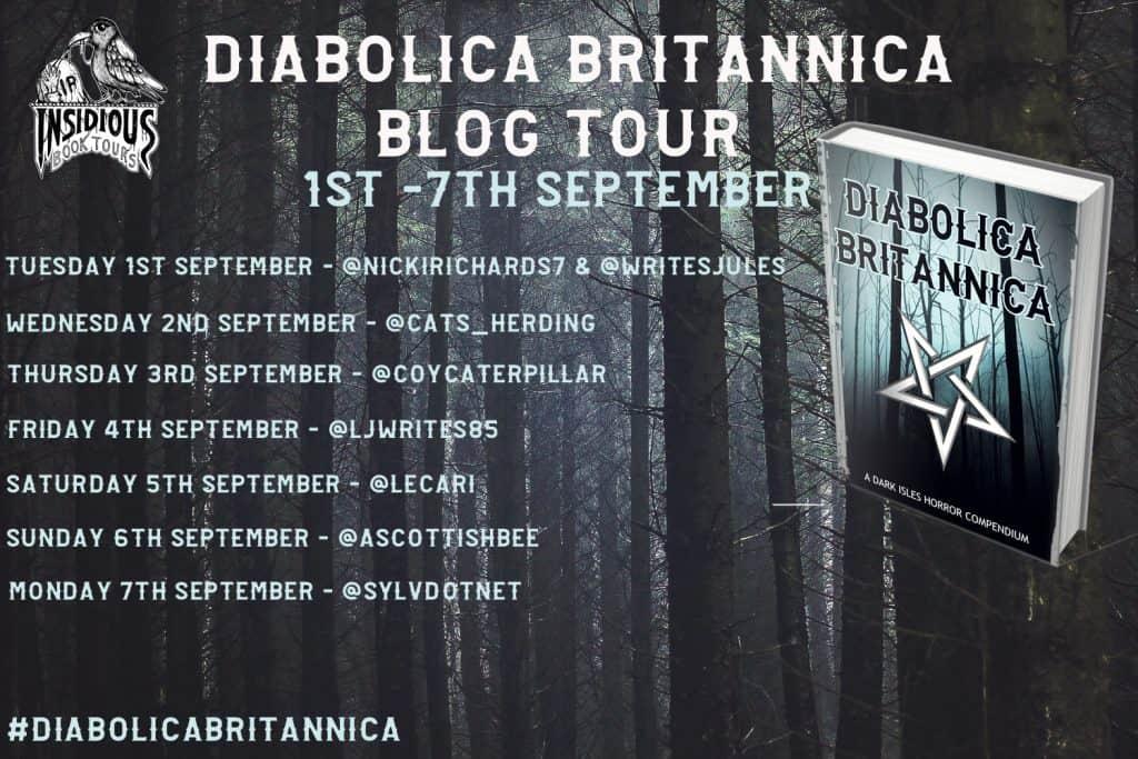 Diabolica Britannica blog tour banner - 1st - 7th September