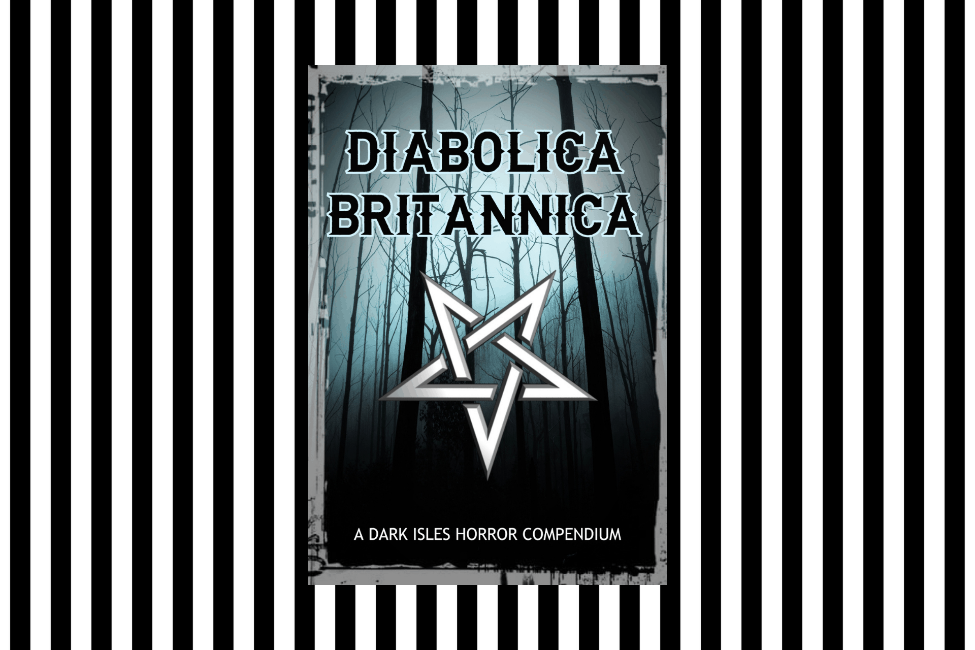 The book cover of Diabolica Britannica