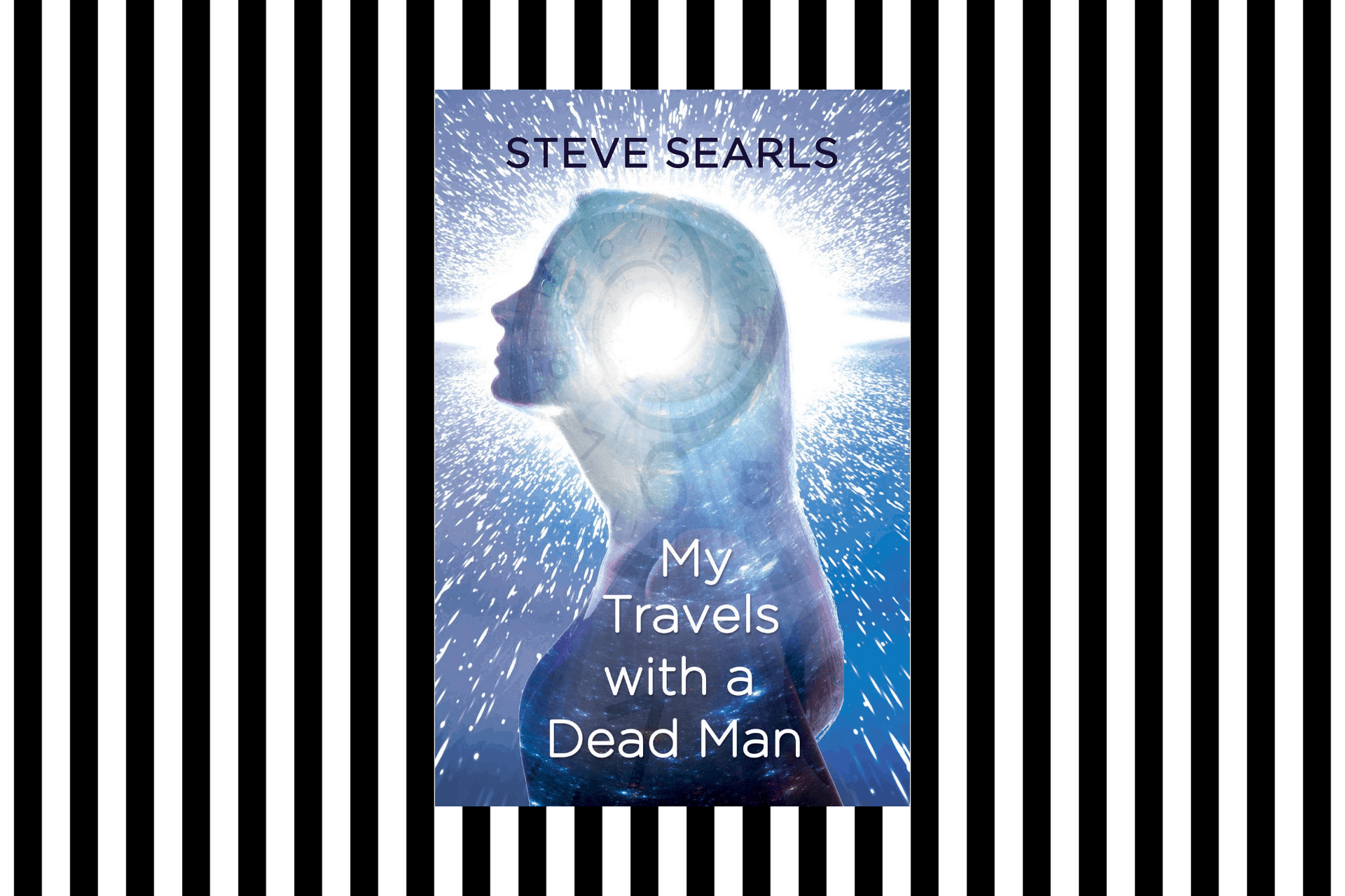 The cover of My Travels with a Dead Man by Steve Searls