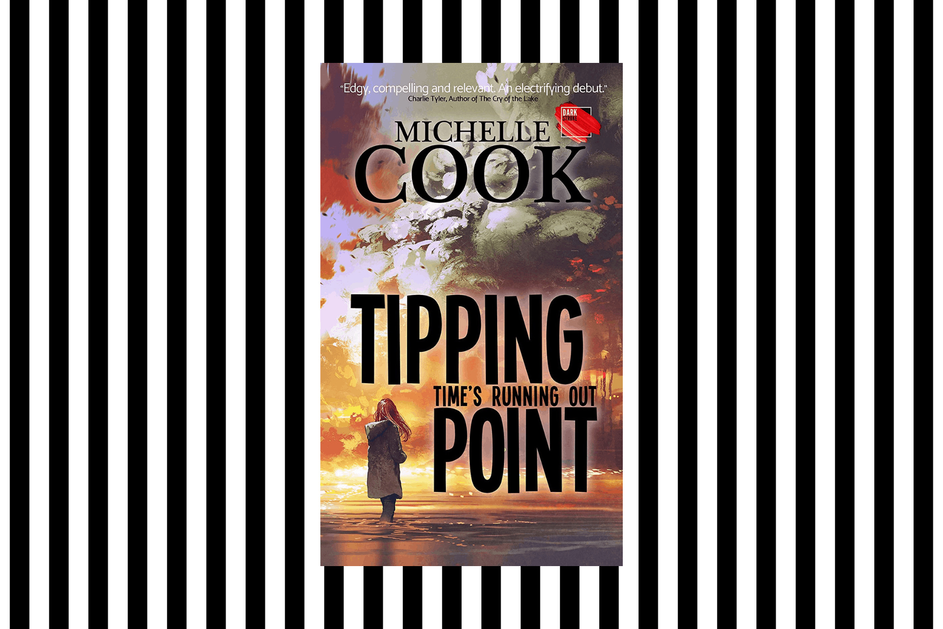 The cover of Tipping Point by Michelle Cook