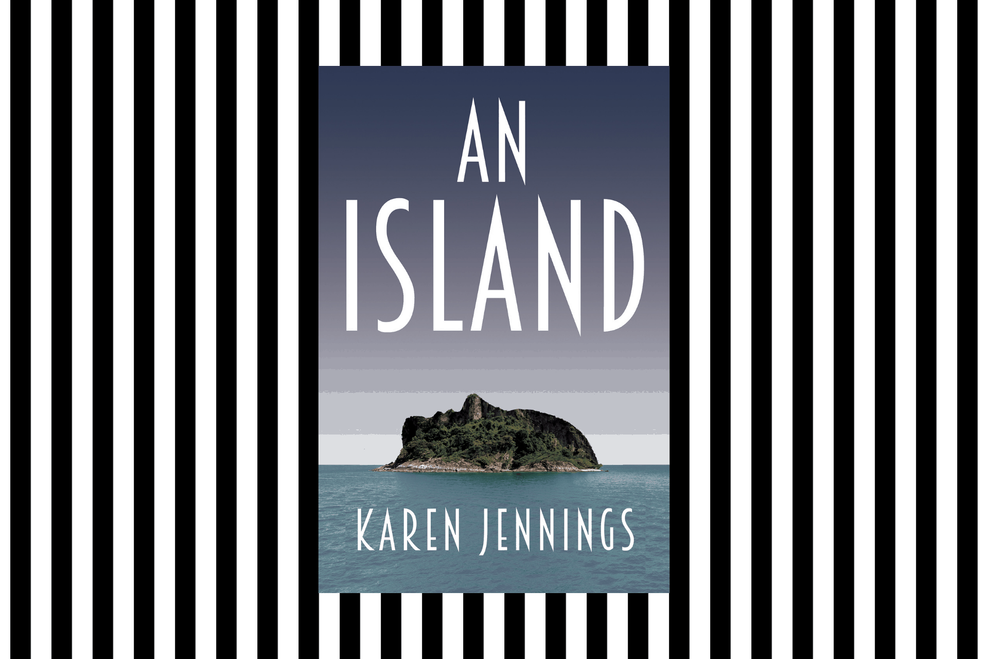 The cover of An Island by Karen Jennings