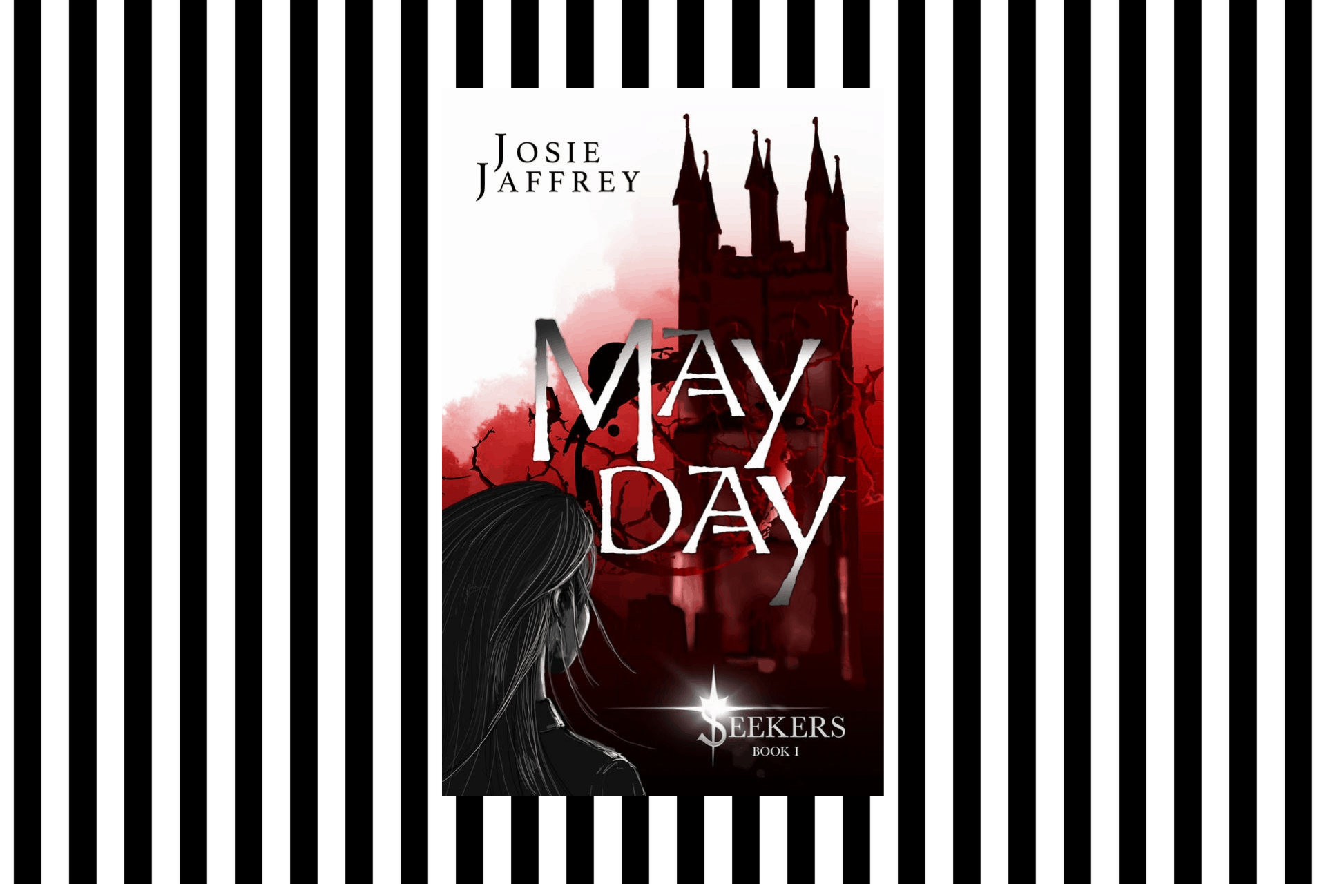 The cover of May Day by Josie Jaffrey