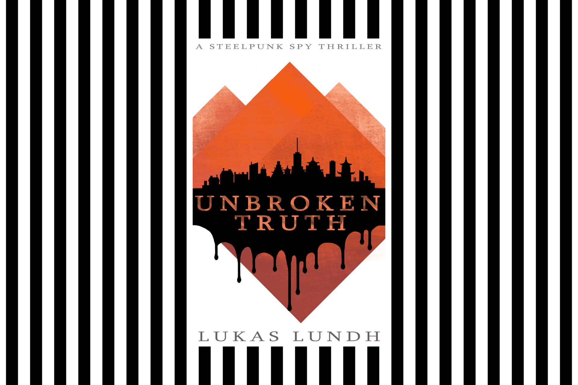The cover of Unbroken Truth by Lukas Lundh