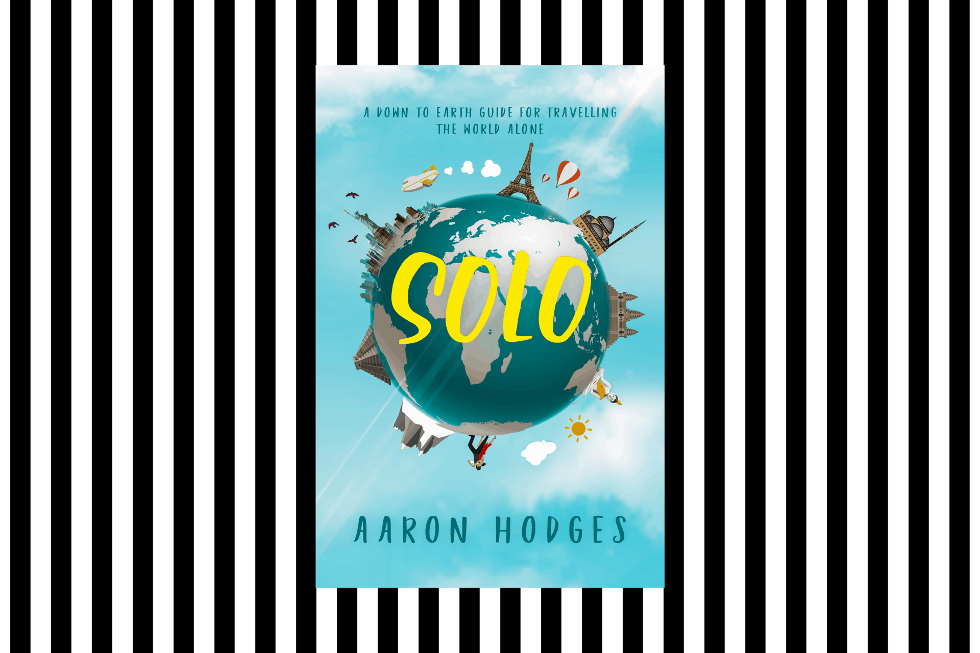 The cover of Solo by Aaron Hodges