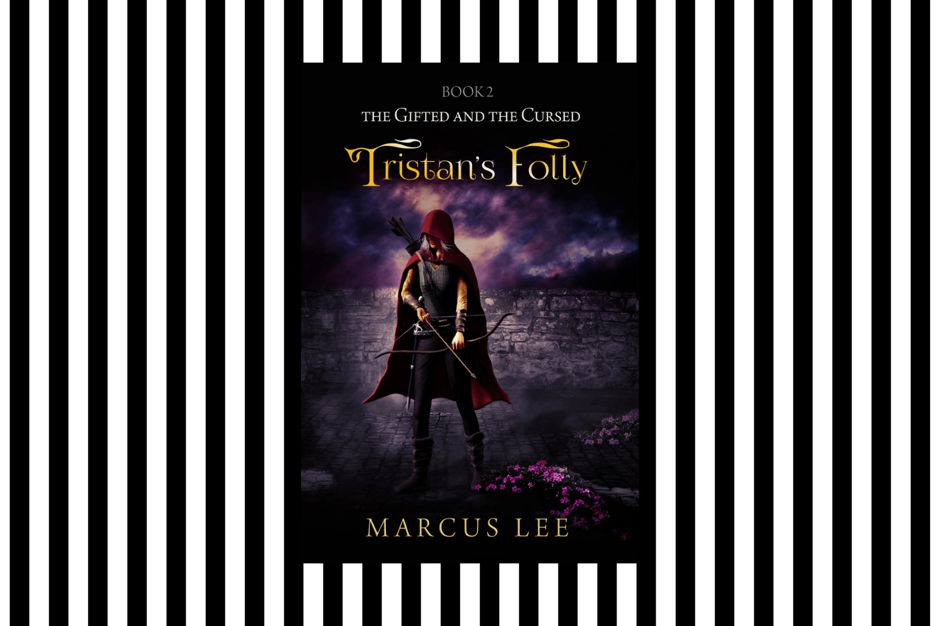 The cover of Tristan's Folly by Marcus Lee