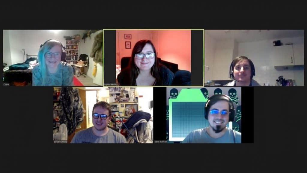 Agent Venture virtual heist and escape room