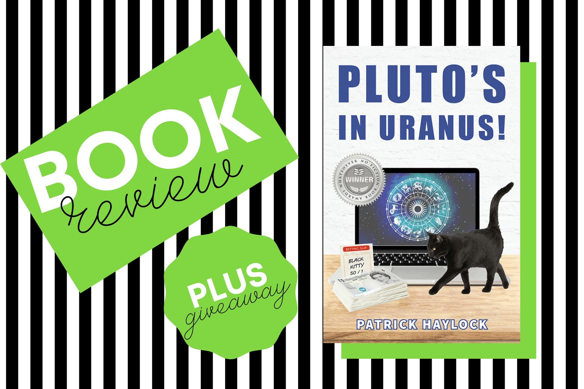 The cover of Pluto's in Uranus
