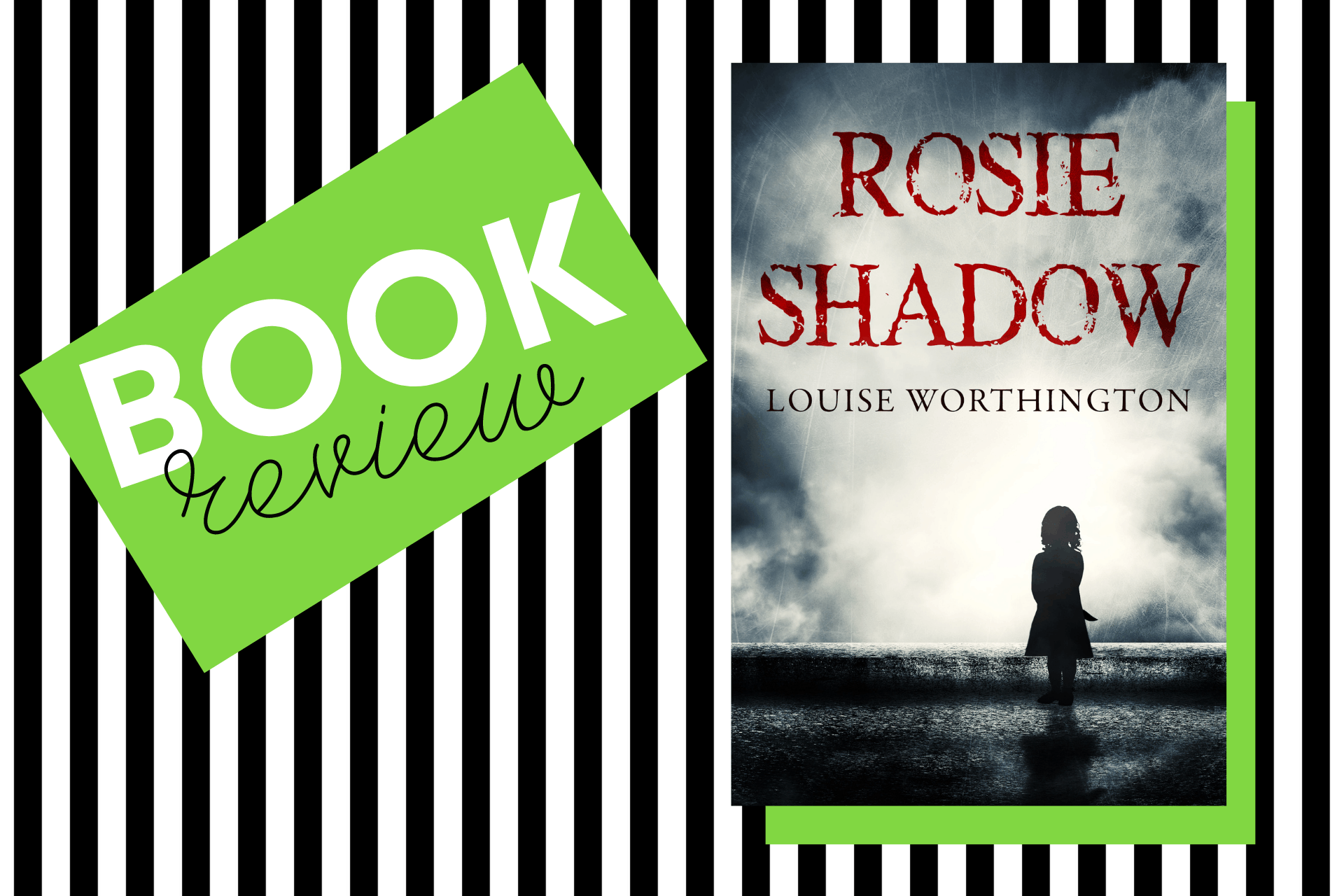 The cover of Rosie Shadow by Louise Worthington