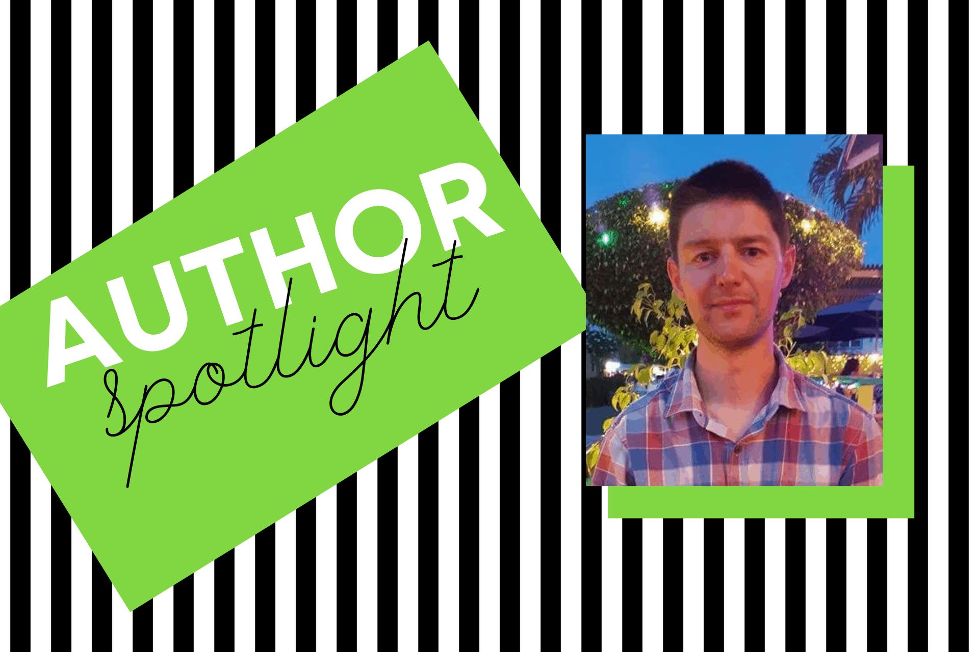 Author Spotlight on David Craig