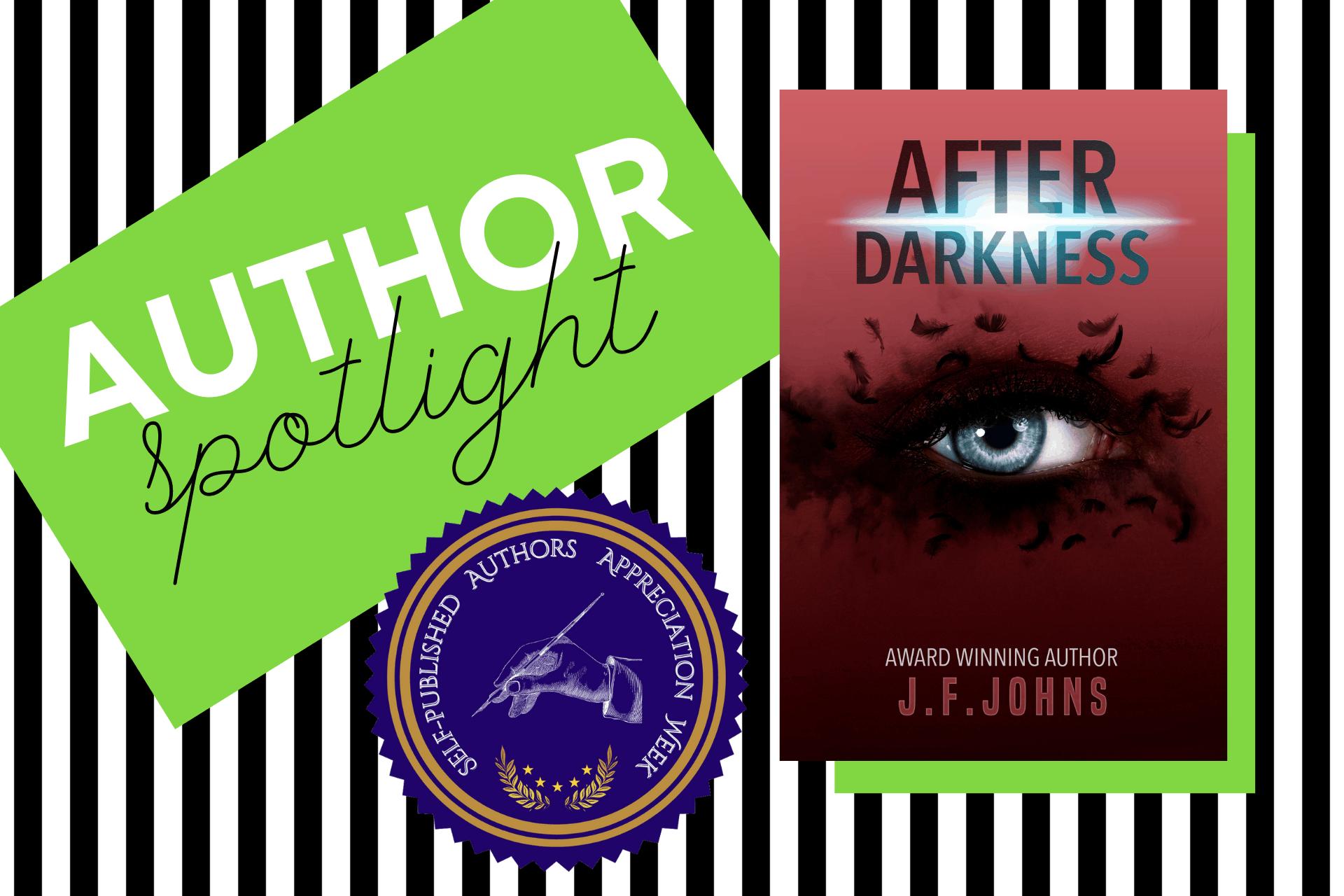 Author Spotlight on J F Johns