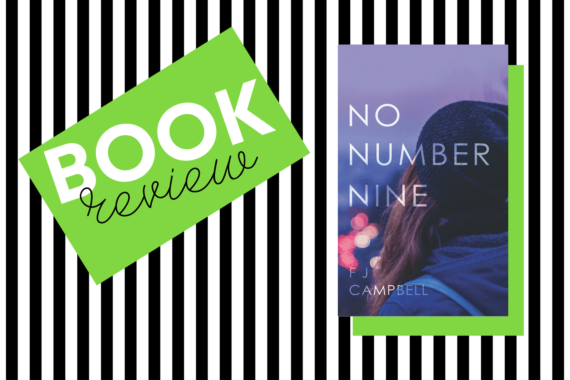 The cover of No Number Nine by F J Campbell