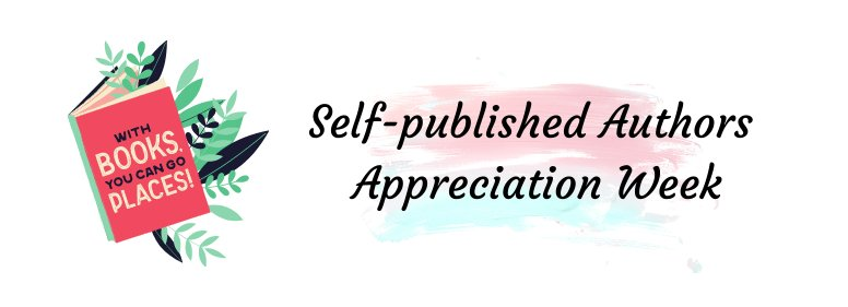 Self-published authors appreciation week