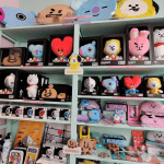 Some of the merchandise at the Artbox Cafe