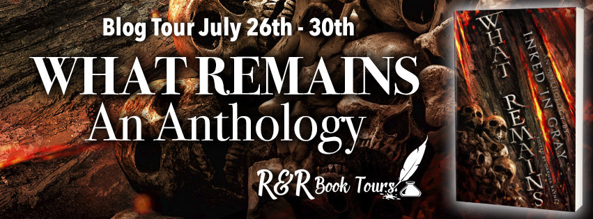 What Remains blog tour organised by R&R Book Tours