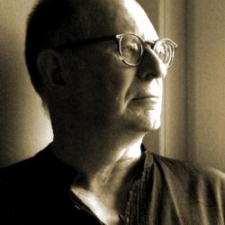 A photo of the author, Colin Garrow
