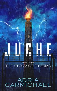 The cover of The Storm of Storms