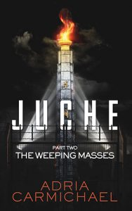 The cover of The Weeping Masses