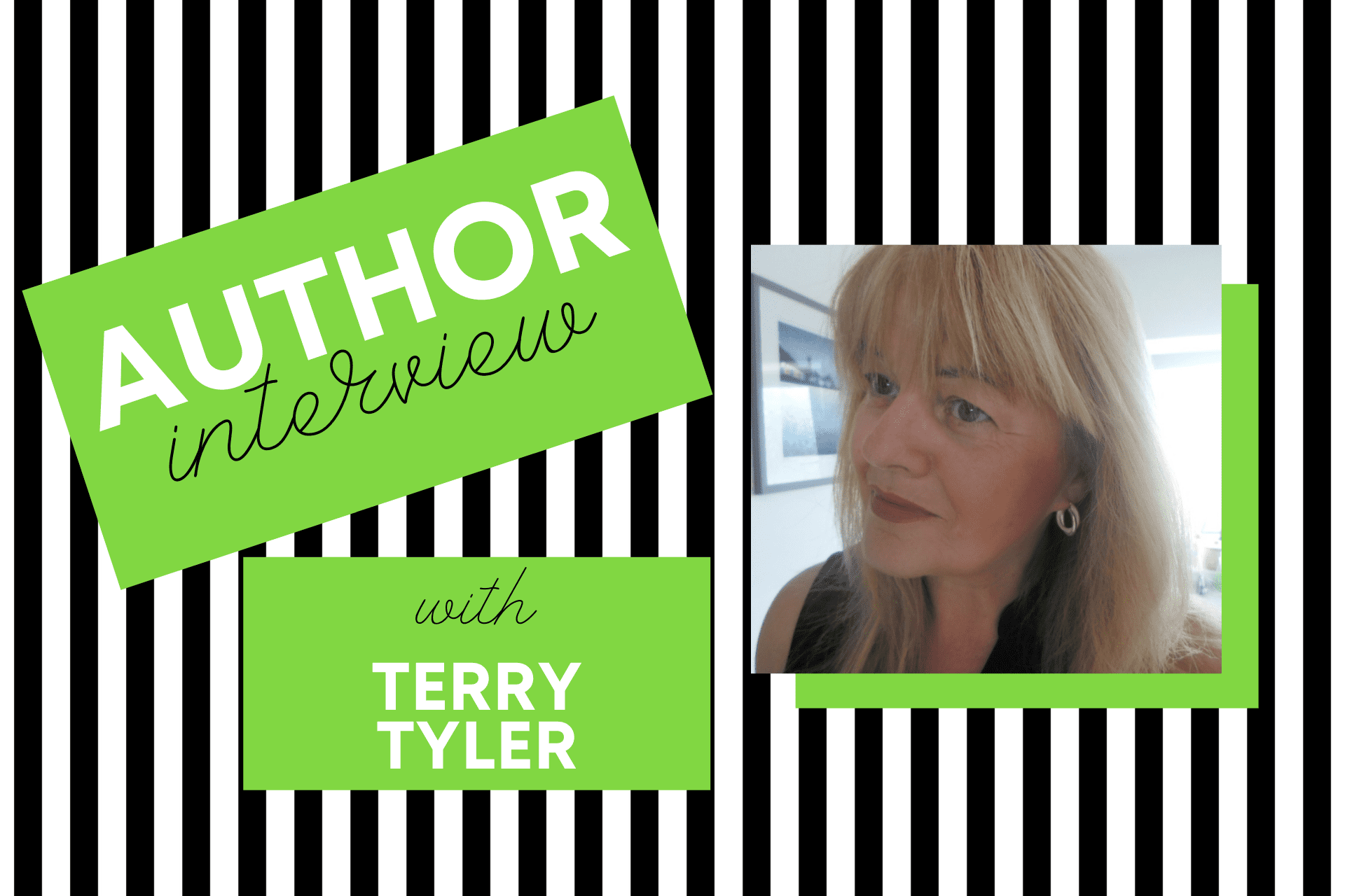 Author interview with Terry Tyler