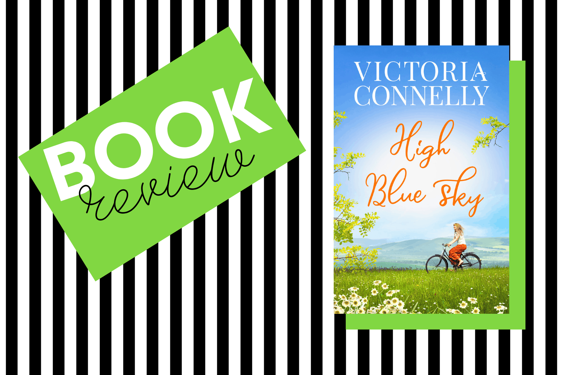 Book Review of High Blue Sky by Victoria Connelly
